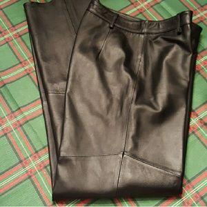 Pants - LEATHER  pants